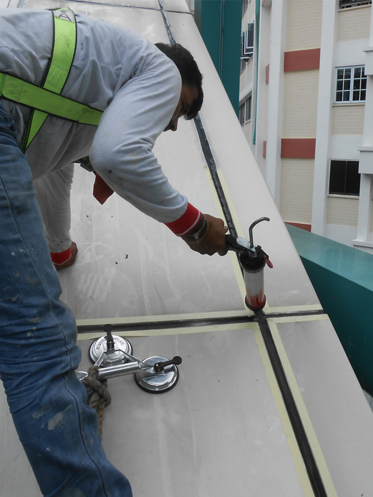 Grouting in Singapore