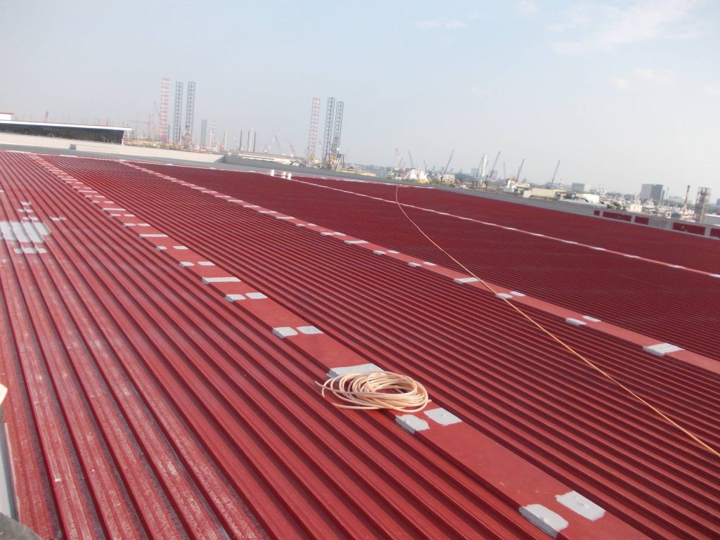 roof tile coating in sg