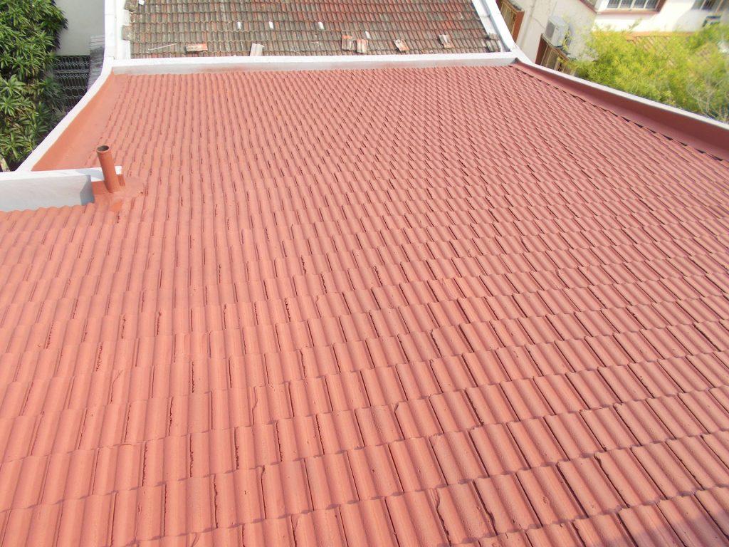 singapore Roof Restoration