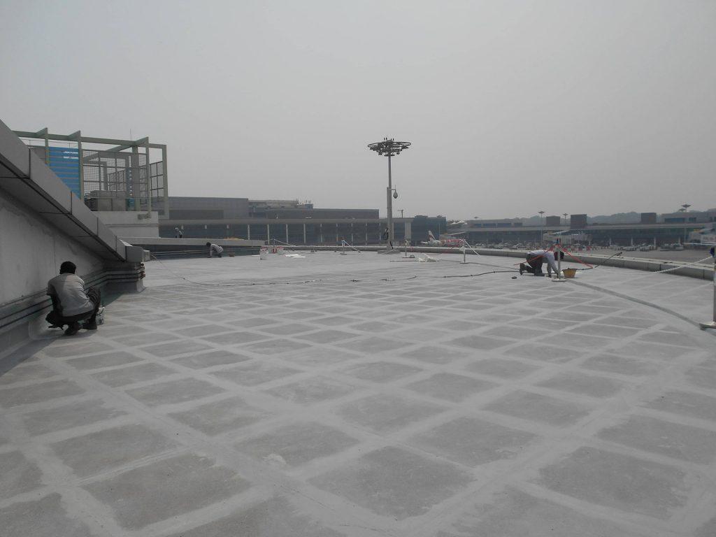 Rc Roof 1 Waterproofing Waterproofing Contractor