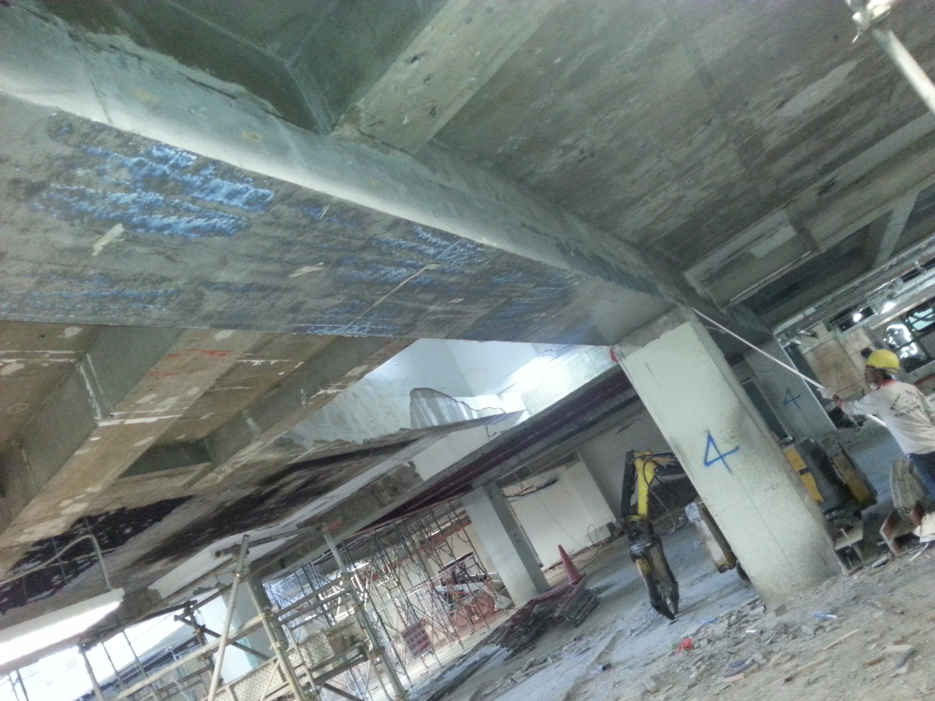 structural repair contractors in singapore