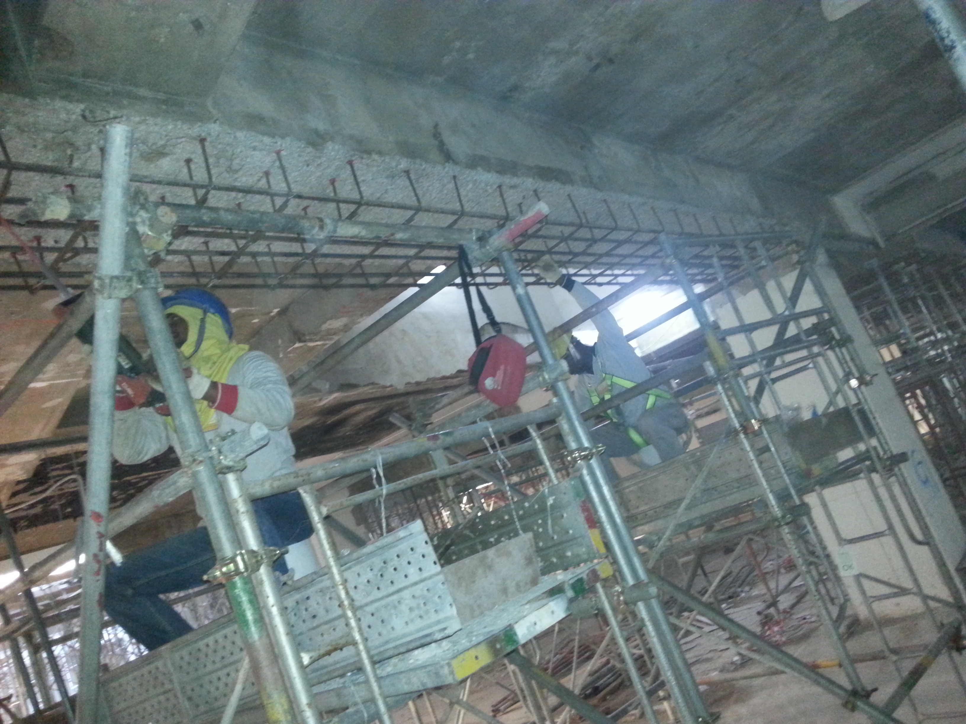 structural repairs singapore